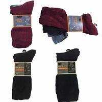 M&S Mens 3 Pair Pack Non Elastic Easy Grip Cotton Rich Socks