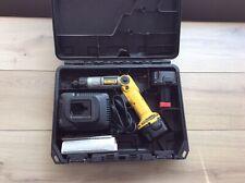 Dewalt W920K-2 Cordless Screwdriver With Case 2 Batteries