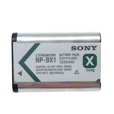 Genuine Sony NP-BX1 Battery for Sony Cyber-Shot DSC-RX100 RX100 RX1 Camera