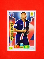 Carte card Panini ADRENALYN XL Ligue 1 2019 - 2020 n°262 KYLIAN MBAPPE PSG PARIS