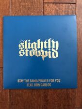 """SLIGHTLY STOOPID - Stay The Same 7"""" LP Record Store Day RSD 2018 COLORED Vinyl"""