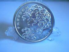 2013 -1 oz .999 Fine Silver Bullion  Freedom Shield Silver Bullet  Arrow Back
