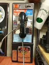 USA OLYMPIC 2000 2002 2004 Vintage Western Electric Qwest Electric Pay Phone