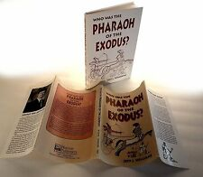 Who Was the Pharaoh of the Exodus? Hardcover 1994 Jeff J. Williams