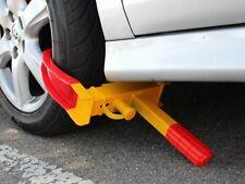 Heavy Duty Wheel Clamp Lock Cars Trailer Caravan Security Anti Theft Car Locking