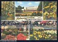 O52  Alte AK Ansichtskarte Frankfurt am Main Palmengarten 1965