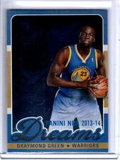 Panini NBA 2013-14 Draymond Green #17 Dreams Insert Card Asia Exclusive