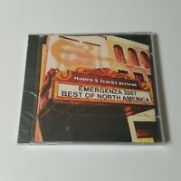 New Emergenza Broadway Theatre 2007 2k7 Best Of North America CD Rock Music Oop