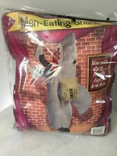 Man Eating Shark Suit Adult Standard Costume One size Fits Most Rasta Imposta