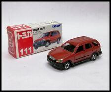 TOMICA 118 HONDA CR-V 1/61 TOMY DIECAST CAR NEW