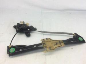 13-17 Lincoln MKZ Passenger Rear Right Window Regulator Electric O