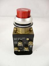 ALLEN BRADLEY 800H-NX52 SERIES A Pilot Light Push Button Unit