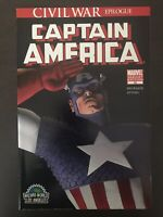 Captain America #25 Wizard World Exclusive 2007 Variant Marvel Comic Book