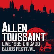 Allen Toussaint - Live 1989 Chicago Blues Festival (2016)  CD  NEW  SPEEDYPOST