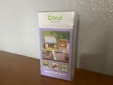Cricut Sweet Tooth Boxes Cake House Ice Cream Cartridge Complete Used L0120