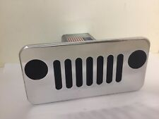 hitch cover, JEEP GRILL JEEP