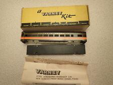 Vintage Varney HO Gauge Illinois Central  Passenger Coach S-14 lightly Used