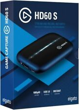 Elgato-Game Capture hd60 S-schwarz 10025040
