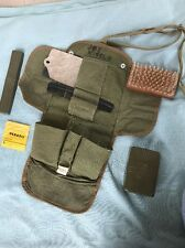 Boy Scout grooming/toilet kit, soap dish, toothbrush holder, etc.