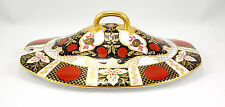 Abbeydale CHRYSANTHEMUM Soup Tureen Lid Only 12.875 in. Multicolor Gold Trim