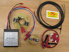 KIT60 BSA TRIUMPH SINGLE TWIN CYLINDER DYNAMO FITTED 6v BOYER IGNITION KIT