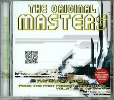 THE ORIGINAL MASTERS From the Past Present & Future Vol 8 EXTENDED TRACKS CD NEW