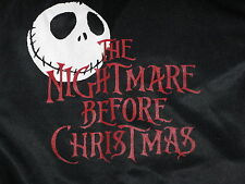 """Nightmare Before Xmas"" Jacket  Great Image Front and Back(M)"