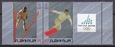 SLOVENIA 2006**MNH SC# 657 Winter Olympics, Turin with label