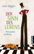 Der Sinn des Lebens von Julian Baggini (2010, Taschenbuch)
