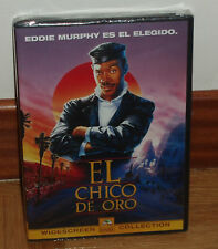 El chico de oro Eddie Murphy DVD
