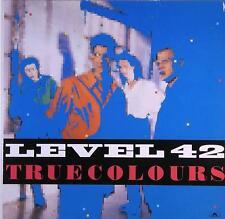 """LEVEL 42 """"TRUECOLOURS"""" LP"""