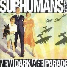 Subhumans - New Dark Age Parade  CD ALTERNATIVE ROCK Neuware