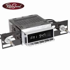 für FORD F150 Pickup 1981-86  Oldtimer Auto Radio USB Bluetooth AUX UKW