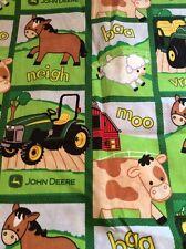 John Deere Baby Animal Toddler Pillowcase