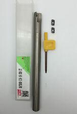 Diam16x200 MINI Fraise Tourteau à Surfacer et Dresser avec 2 Plaquettes Offertes