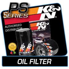 PS-1017 K&N PRO Oil Filter fits HUMMER H2 6.2 V8 2008-2010  SUV