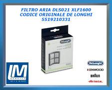 FILTRO ARIA DLS021 XLF1600 5519210331 DE LONGHI ORIGINALE