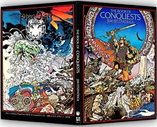 Jim Fitzpatrick book of conquests Andrew Offutt Copy 1978 celtic myths 126882