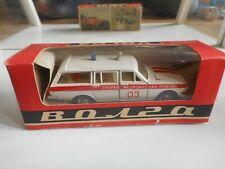 USSR / CCCP Volga Gaz 2402 A24 Ambulance in White on 1:43 in Box