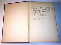 """Antique 1st Edition """"Portraits of A Half Century"""" Author Inscribed! Illustrated!"""