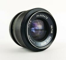 Unitor Auto Wide 28 mm 1:2.8 Lens - M42 Screw Mount