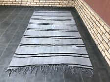 Antique Handwoven Turkish Hemp Kilim,Tribal Kilim Rug,Vintage Turkish Kilim Rug