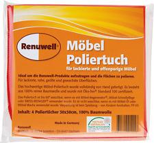 Renuwell Möbel-Poliertuch VPE 4Stk.