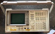 Spectrum analyzer, HP 8591E 9kHz - 1.8 GHz Works W/ Power Cord