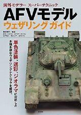 AFV Model Weathering Guide from Japan