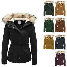 NEU Only Damen Winterjacke Parka Blouson Übergangs & Winter Mantel Kapuzenjacke