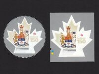 lq. CONSTITUTION = CANADA 150 = BK & MiniSheet stamps MNH Canada 2017
