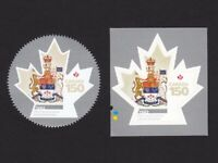 CONSTITUTION = CANADA 150 = Booklet & MiniSheet stamps MNH-VF Canada 2017