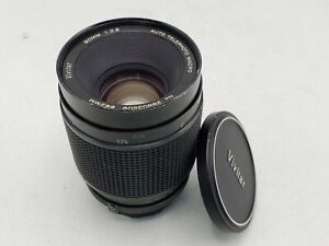 Vivitar 90mm F2.8 Telephoto Macro 1:1 Prime Lens for Minolta MD Mount SLR Camera
