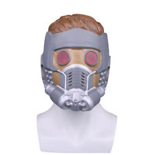 Guardians of the Galaxy Star Lord Helmet Peter Quill Superhero Mask Cosplay Prop